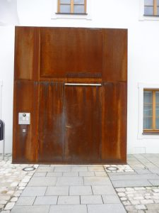 Die Türe zum Aventinum