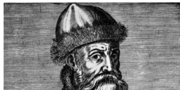 Gutenberg – Erfinder des Buchdrucks