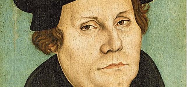 Martin Luther – Sein Leben