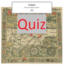 Wie gut kennst du die Karte des Aventinus?