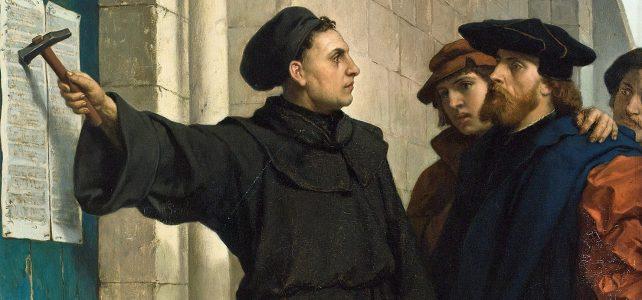 Vorstellung der Gruppe Luther