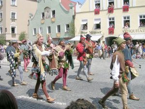 Landshuter Hochzeit im Jahre 1474