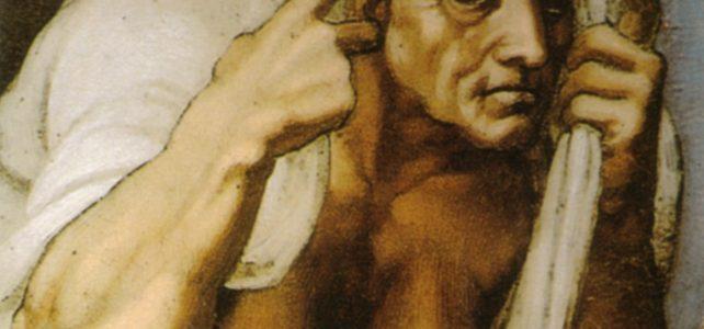 Wie lebte Michelangelo?