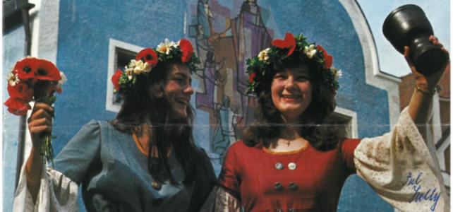 Erinnerungen an Aventinus – Feste und Jubiläen