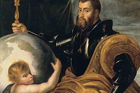 Steckbrief Kaiser Karl V. ( 1500 – 1558 )